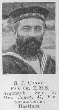 S J Coney