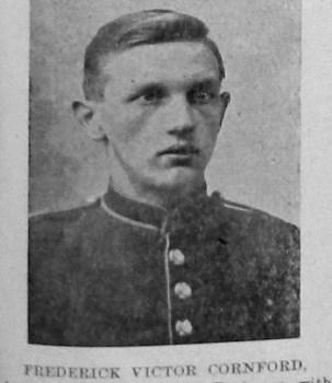Frederick Victor Cornford