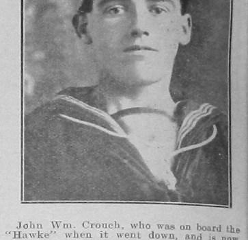 John William Crouch