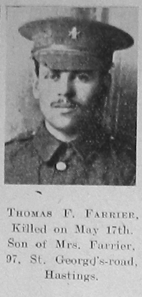 Thomas Frederic Farrier