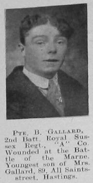 B Gallard
