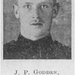 J P Godden