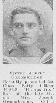 Victor Groombridge