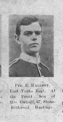 Ernest Hallett