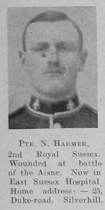 N Harmer