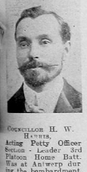 H W Harris
