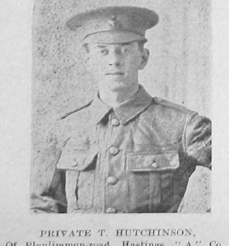 T Hutchinson