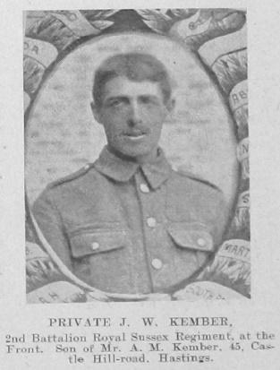 J W Kember