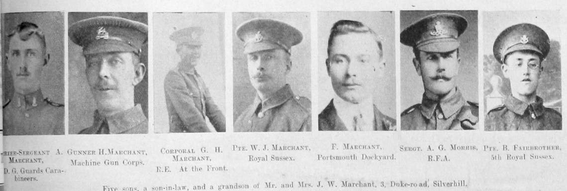 Marchant, Morris & Fairborther