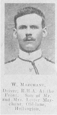 W Marchant