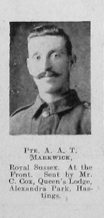 A A T Markwick