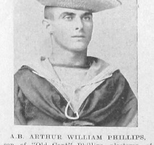 William Arthur Phillips