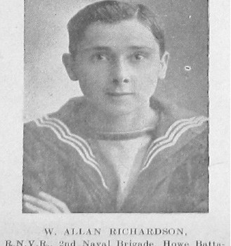 W Allan Richardson