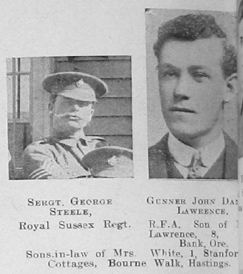 George Steel & John Lawrence