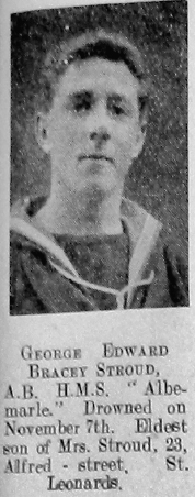George Edward Bracey Stroud