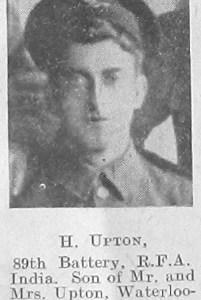 H Upton