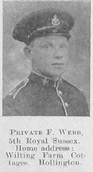 F Webb