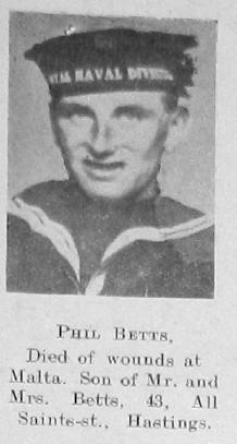 Philip Betts