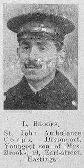 L Brooks