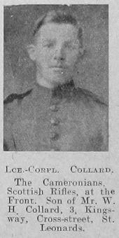 Collard, Claud William