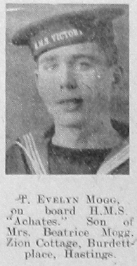 Thomas Evelyn Mogg