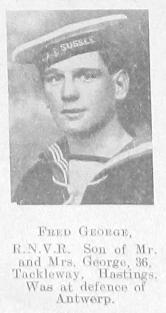 George, Fred