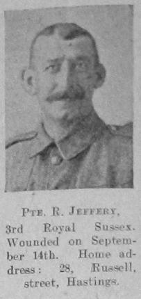 R Jeffrey