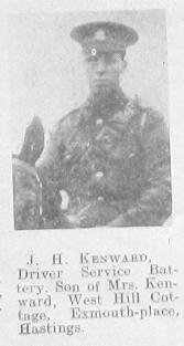 Kenward, J H