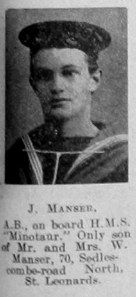 J Manser
