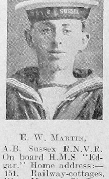 E W Martin