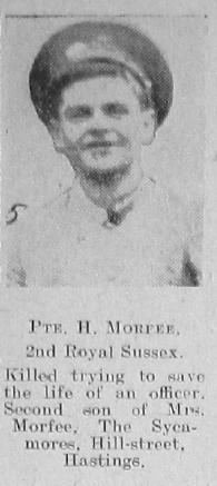 Henry James Morfee