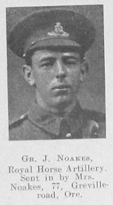 J Noakes