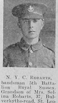 N Y C Robarts