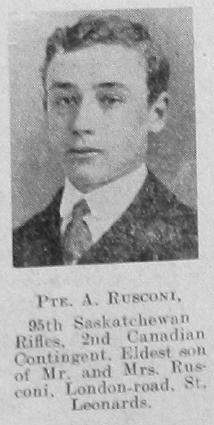 A Rusconi