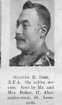 Reginald Sims