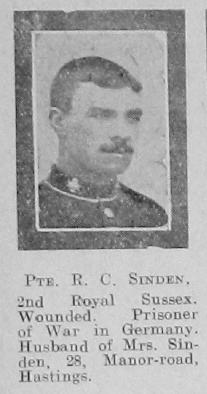 Richard Charles Sinden