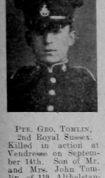 George Tomlin