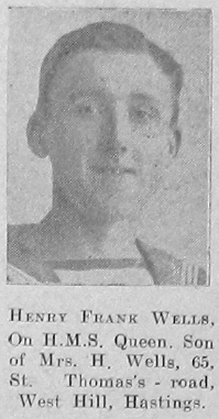 Henry Frank Wells