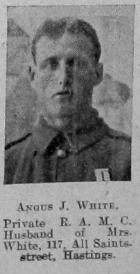 Angus J White
