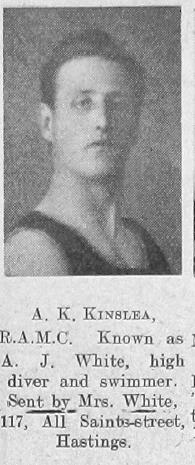 A J Kinslea
