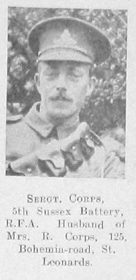 Corps, Albert James
