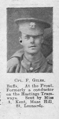 F H Giles