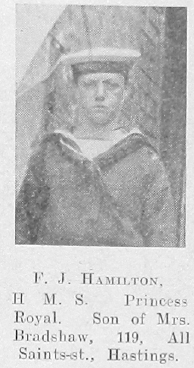F J Hamilton