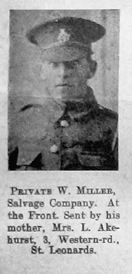 W Miller