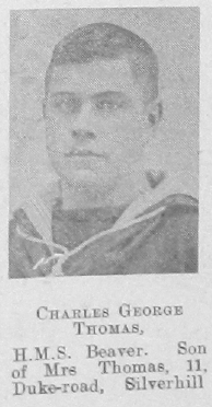 Charles George Thomas