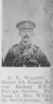 A E Willett