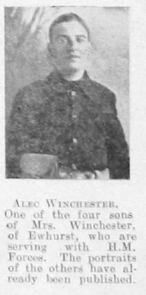 Alec Winchester