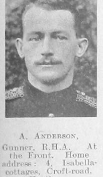 A Anderson