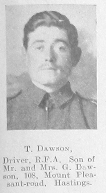 T Dawson
