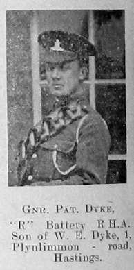 Patrick W Dyke